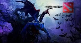 dota 2 night stalker games the games