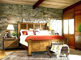 Rustic Style Furniture Bedroom Country Look Bedrooms Decorating Decor Ideas