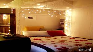 Wedding Bedroom Decorations Romantic Wedding Bedroom Design Bridal Room Decoration 720p Youtube