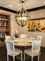 Dining Room Light Fixtures Under  HGTVs Decorating  Design - Best lighting for dining room