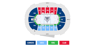 Royals Stadium Seating Chart Seating Map Victoria Royals