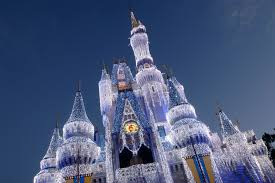 Christmas at Walt Disney World: Making a Magical Castle Even More ...
