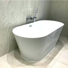 acrylic bathtub review acrylic freestanding bath small freestanding bath bathtub acrylic bathtub refinishing reviews