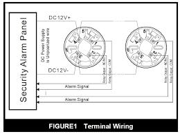 wiring diagram 4 wire smoke alarm wiring diagram relay output 4 class b fire alarm wiring diagram at Fire Alarm Wiring Styles Diagrams