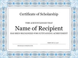 achievement awards for elementary students certificate of award elementary students office templates