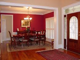 red room furniture. open foyer and formal red dining room furniture s