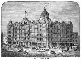 The Pneumatic Rolling-Sphere Carrier Delusion: The Baldwin Hotel -- January  13, 2014