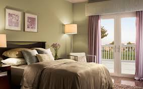 Warm Green Bedroom Colors R Throughout Innovation Design