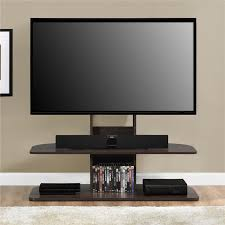 tv stand with mount 65 inch. altra galaxy dark walnut 65-inch tv stand with mount tv 65 inch h