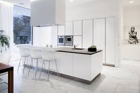 White Marble Kitchen Floor Kitchen With Bar Small Modern Loft Kitchen With Bar Kitchen