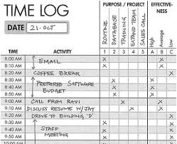 time management log time management 3 analyzing how you currently use your time