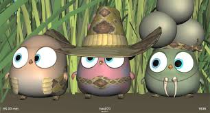 Sony Pictures Imageworks Spreads More Than Its Wings in 'The Angry Birds  Movie 2'