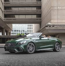 1 die angegebenen werte wurden nach dem vorgeschriebenen messverfahren ermittelt. This Mercedes Amg S63 Cabriolet Is One Of A Kind Thanks To Designo Manufaktur