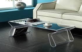 acrylic coffee table ikea