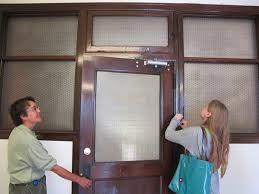 office corridor door glass. Corridor With Windows Glazed Obscure Glass In The Walls And Doors, A Office Door D