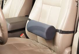 lumbar roll low back support for office chairs and car seats