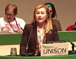 President: 'Our power comes from our activists' - UNISON Scotland