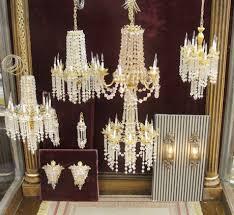 dollhouse lighting. swarovski crystal chandeliers dollhouse lighting