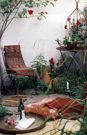 Moroccan Outdoor Furniture