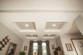 Tray Ceiling Drywall Cross Tray Ceiling Pennwest Homes