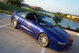 Toyota Mr2 Turbo - reviews, prices, ratings with various photos