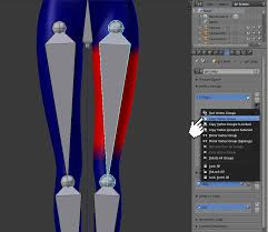 weight group rigging is there any way to copy the weight of one bone over to