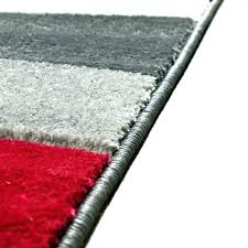 red grey black area rug red and gray rug black gray rug red and gray rug