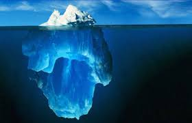 not hemingway s but s own iceberg theory moonflower in today i m writing about the complexity in dealing an omission of character or speech that i will call the ese iceberg theory
