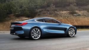 Video: BMW 8 Series Concept Stars in New Promo Clip