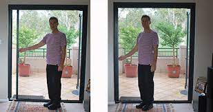 retractable insect screens for french