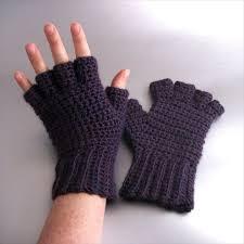 Crochet Gloves Pattern Beauteous 48 Easy Crochet Fingerless Gloves Pattern DIY To Make