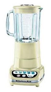 kitchenaid ultra power blender. kitchenaid ultra power blender - almond cream ( 5ksb52eac) e