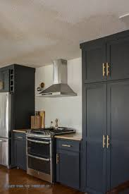 Diy Custom Kitchen Cabinets Custom Diy Kitchen Doors And Cabinets All The Details On The