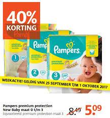Pampers, baby-Dry maat 3 aanbiedingen luierinfo.nl