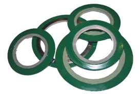 metallic gasket. spiral wound metallic gaskets gasket