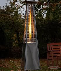 radtec triangular propane patio heater