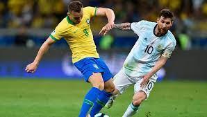 الأرجنتين × البرازيل اليوم بمشاركة ميسي وغياب نيمار