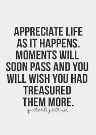 Quotes About Appreciating Life Amazing W O N D E R F U L Life Quotes Pinterest Appreciation Wisdom