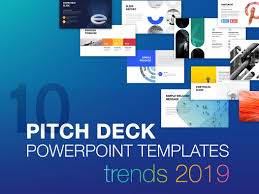 10 Pitch Deck Powerpoint Template Trends 2019 By Alex On