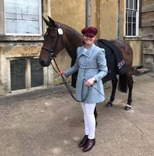 Charleston Couture: Dressing The Best At Badminton Horse Trials - Style  Reins