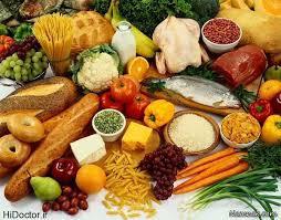 Image result for عکس از مواد غذایی سالم