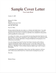 Free Cover Lettermples Sample Letters For Teachers