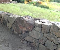 landscape rock wall ideas fake rock for walls best fake rock wall ideas on fake stone wall garden of eden arizona