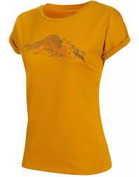 <b>Футболка</b> женская <b>Mammut Mountain</b> Golden - купить в магазине ...