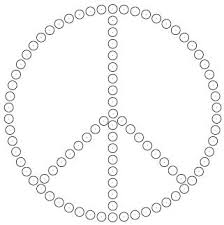 th2_012846 peace sign rhinestone templates sticky flock templates on shipping inventory list template