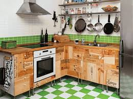 View in gallery Kitchen design with recycled ...