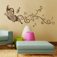 Cute Wall Designs With Paint Bedroom Wall Painting Images 3256 Homemade Wall Decoration