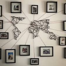 world market map art impressive decoration showing gallery of map wall art maps view 12 of