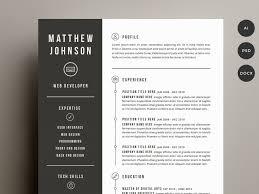 Professional Resume Design Stylist Design Resume Templates Free Template And Professional 8