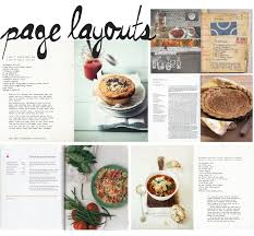 Recipe Page Layout Pictures Of Modern Recipe Book Design Kidskunst Info
